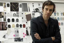 Christophe Lemaire, new chief designer at Hermes | Source: Adah