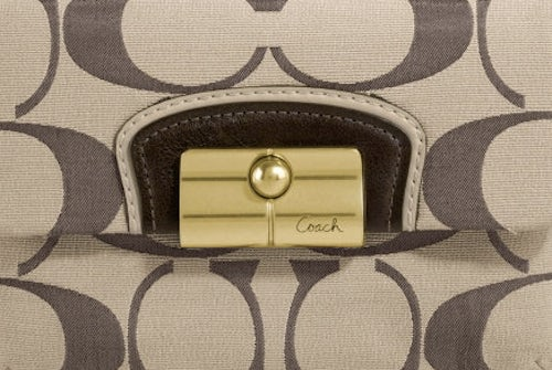 Coach Kristin bag, detail | Source: Coach