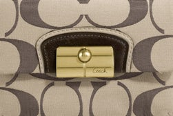 Coach Kristin bag, detail | Source: Coach