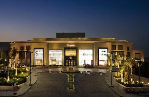 DLF's Emporio Mall, New Delhi   Source: defence.pk