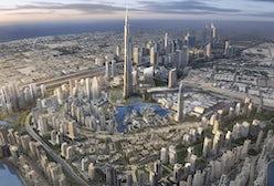 Dubai Skyline | Source: Ecopolis