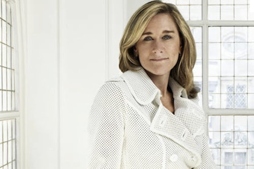 Angela Ahrendts | Source: The Guardian