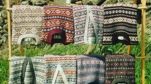 Fair Isle jumpers | Source: A Blog for English Lovers