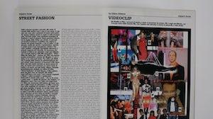 Vogue's Focus   Source: Vogue Italia