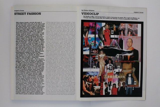 Vogue's Focus | Source: Vogue Italia