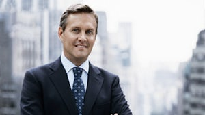 William L. McComb, CEO of Liz Claiborne Inc. | Source: Huffington Post