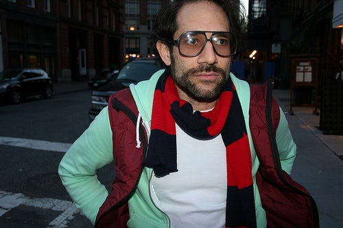 Dov Charney, CEO of American Apparel | Source: Guest of a Guest