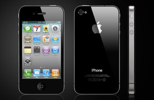 Apple's iPhone4 | Source: Apple