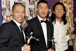Jason Wu, Richard Chai and Alexander Wang   Source: Mochi