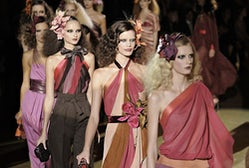 Marc Jacobs Spring/Summer 2011 Runway | Source: Style.com