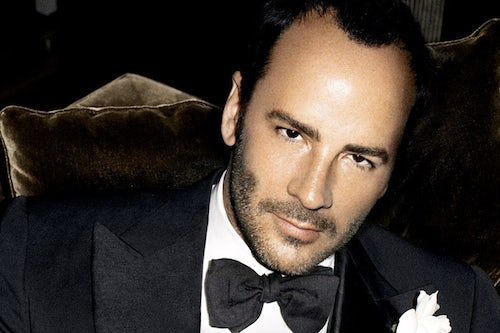 Tom Ford by Terry Richardson | Source: Tom Ford