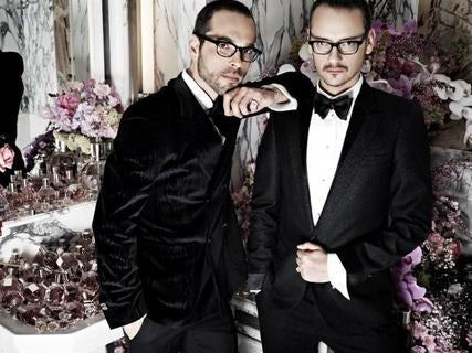 Viktor & Rolf Say Flowerbomb Was Their Business Weapon