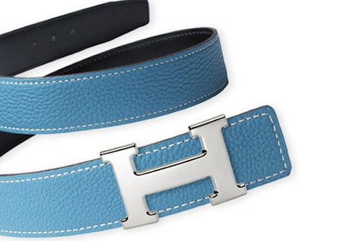 Hermès belt detail | Source: Hollyscoop