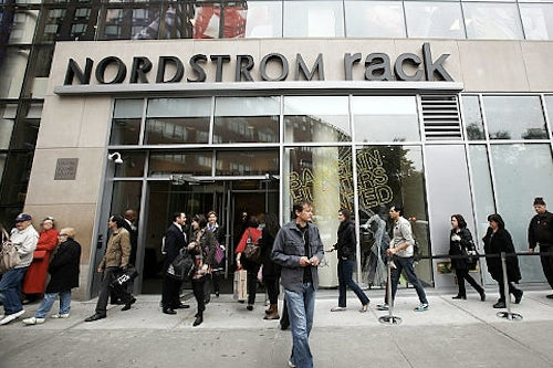 Nordstrom Rack Union Square | Source: Stylist