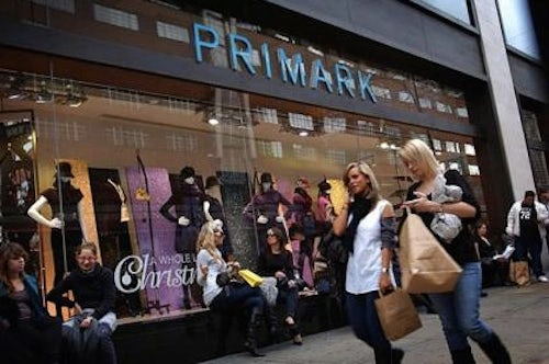 Primark Oxford Street | Source: Newscast