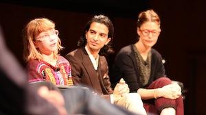 Tavi Gevinson, Imran Amed and Christene Barberich | Photo: Mike Matas