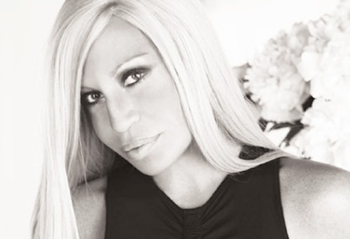 Donatella Versace | Source: Versace