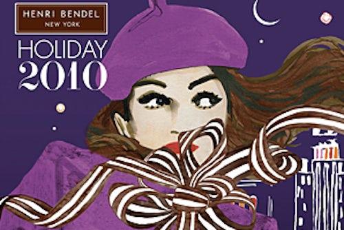 Henri Bendel Holiday 2010 Catalogue   Source: Henri Bendel