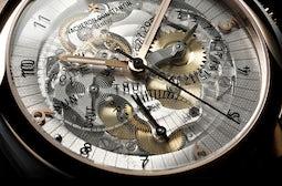 Vacheron Constantin Timepiece detail | Source: Vacheron Constantin