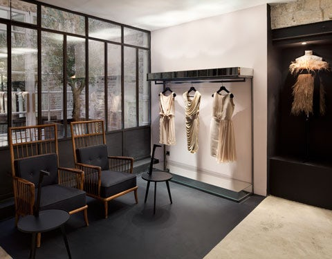 Giambattista Valli Store, Paris | Source: Giambattista Valli