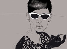 BryanBoy | Illustration: Moises Quesada
