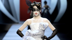 Christian Dior Couture 2011 | Source: Style.com