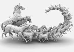 Horse Sculpture | Source: Jordan Askill