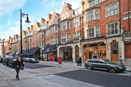 BoF Exclusive | At the Heart of Mount Street's Transformation is a Luxury Community