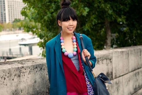 Susana Lau | Source: Style Bubble