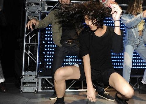 Alexander Wang's dance party   Source: Modelinia