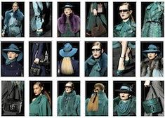 Gucci Autumn/Winter 2011 details   Source: Style.com