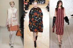 L-R Bottega Veneta, Jil Sander, Marni | Source: Style.com