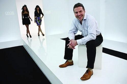 NIck Robertson, CEO of ASOS | Source: Retail Week