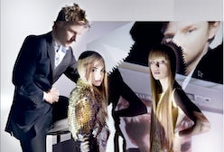 Christopher Bailey by Nick Knight | Source: American Vogue
