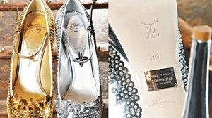 Louis Vuitton, limited edition 5 Canton Road Shoes | Source: Nitrolicious