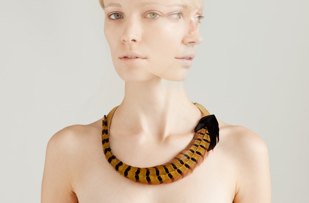 Quilya Necklace | Source: Maryam Keyhani
