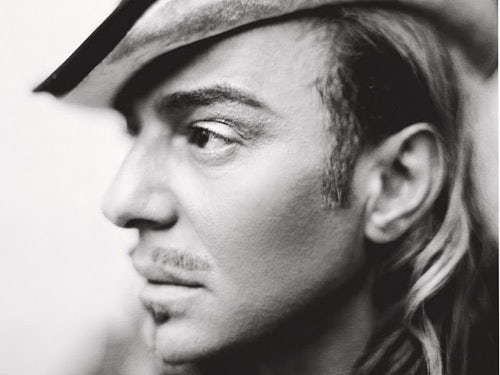 John Galliano | Source: The Creator Blog