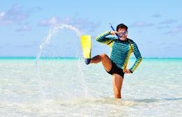 Tommy Ton in Parrot Cay   Source: Jak & Jil