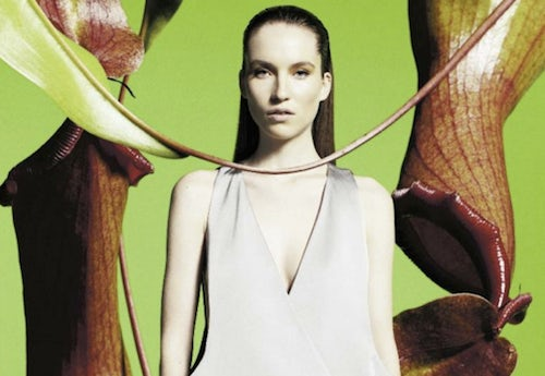 Hussein Chalayan S/S 2011 featured in Glamcult | Source: Hussein Chalayan