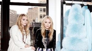 Mary-Kate and Ashley Olsen   Source: Andrew Hetherington for Newsweek