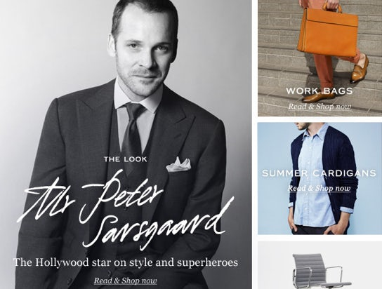 'Read and Shop' on Mr.Porter edited by Jeremy Langmead | Source: Mr.Porter