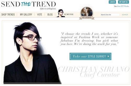 Christian Siriano for Send The Trend | Source: Send The Trend