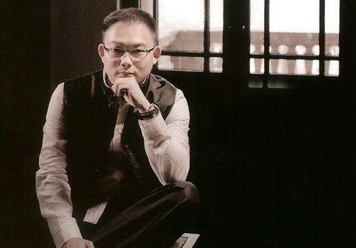 Harry Wang   Source: Shiatzy Chen