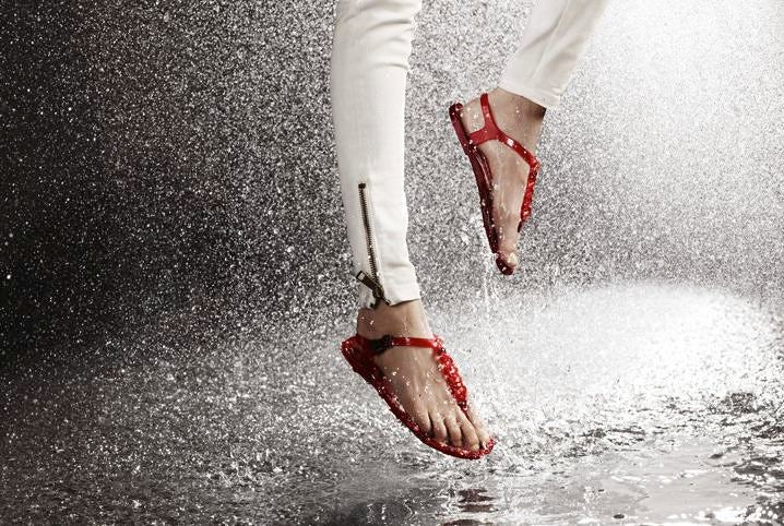 Burberry April Showers Accessories | Source: Burberry