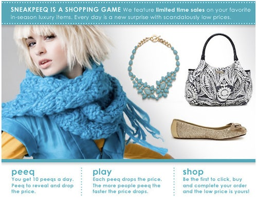 Peeq, shop and play with Sneakpeeq | Source: Sneakpeeq