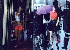 Vogue Paris 2008 Isabeli Fontana as Amy Winehouse | Source: Bubblespop