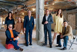 Barneys' new team photographed by Jason Schmidt | Source: NY Mag