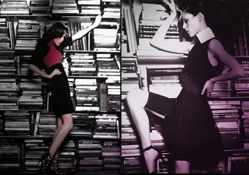 Karl Lagerfeld for Impulse | Source: Catwalk Queen
