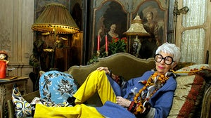 Iris Apfel by Chester Higgins Jr | Source: Dialog