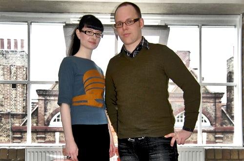 Julia Fowler and Geoff Watts   Source: Editd